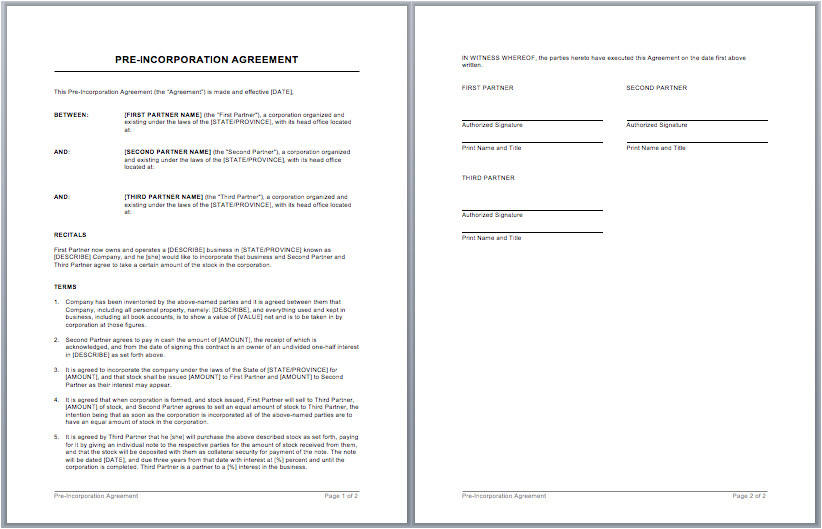 building maintenance contract template