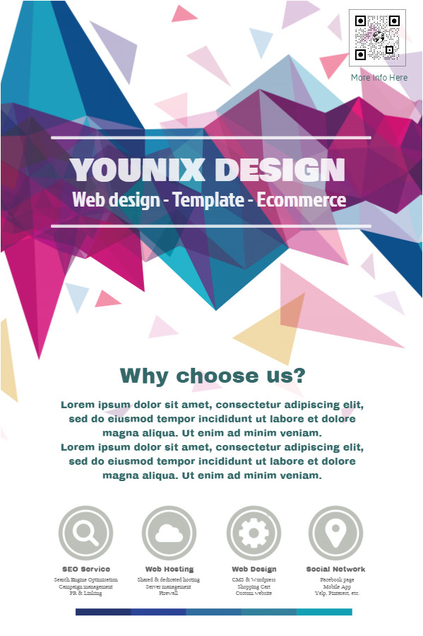 18 must see design templates for corporations and businesses