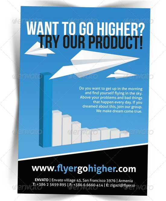 top corporate business flyer templates