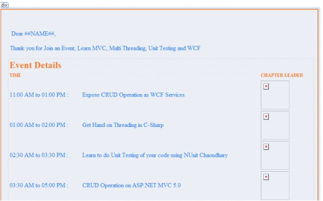 send email from c sharp wpf application using html email template