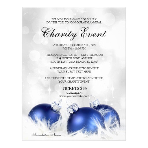 charity event flyers fundraising flyer templates 244786203614430623