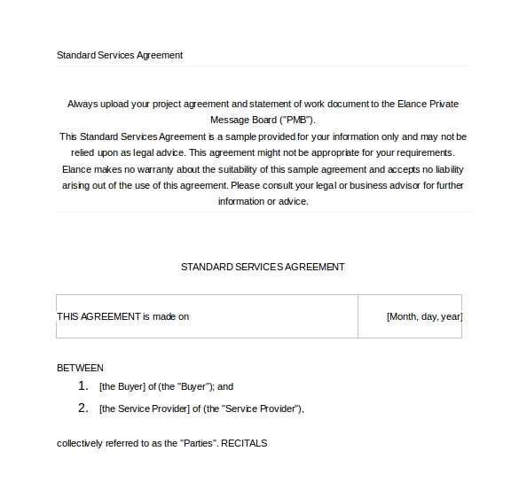 Charter Bus Contract Template 53 Contract Agreement Templates Pages Docs