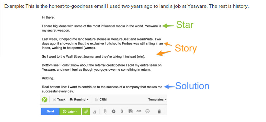 cold emails cold email template for job good bill of sale template