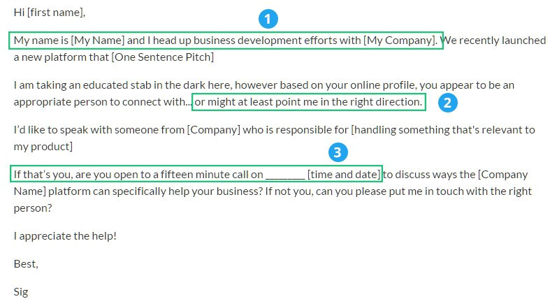 best tips for cold email sales pitches 2016 6