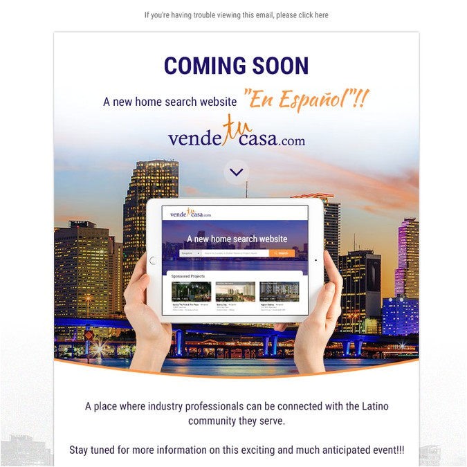 coming soon email template 656923