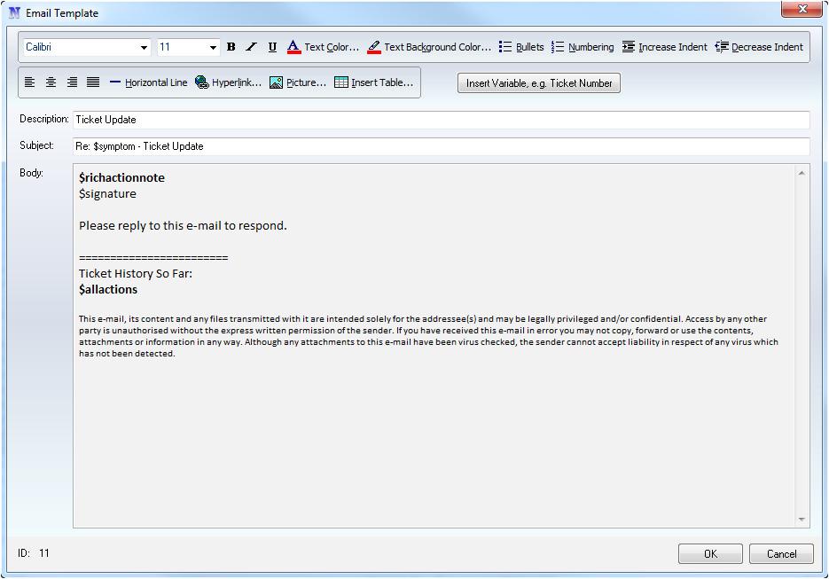 help desk software email integration