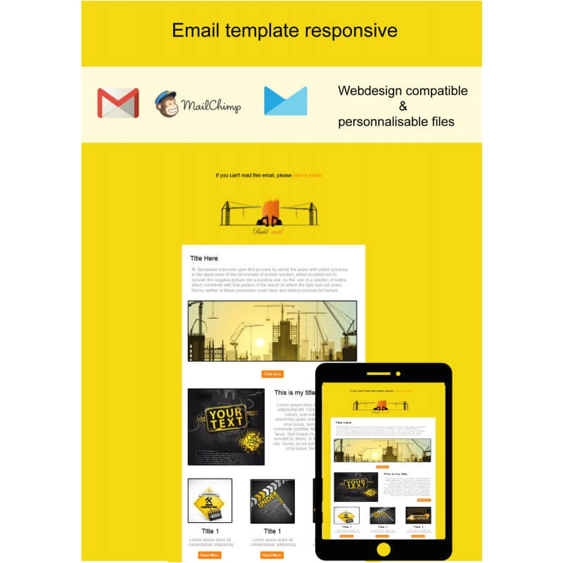 55 template email construction