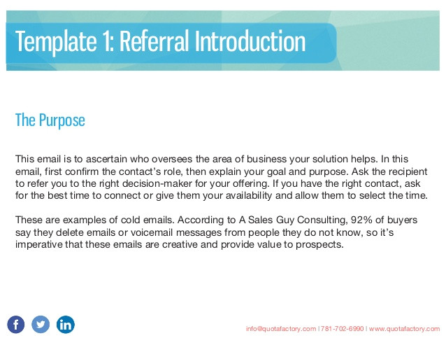 10 sales email templates to revolutionize your messaging strategy