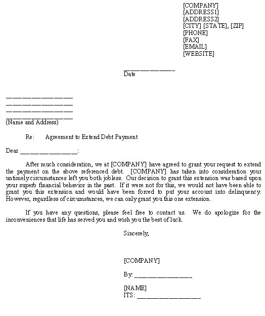employment contract renewal letter sample doc