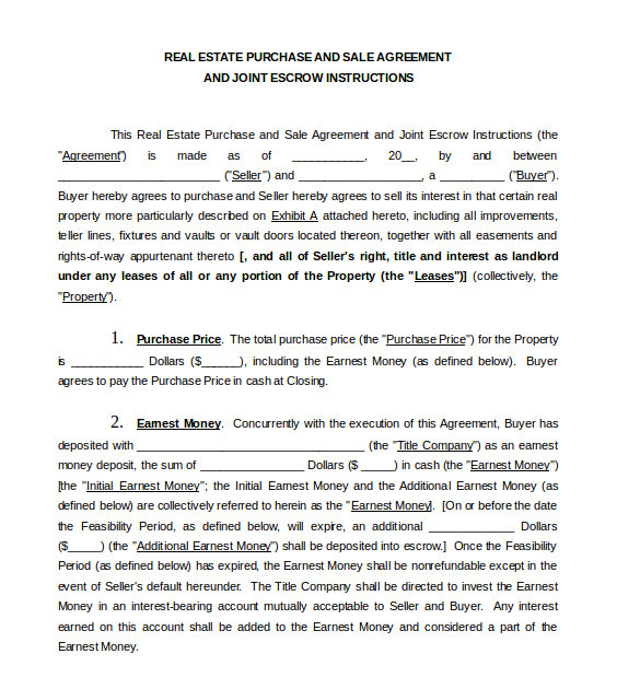 Contract for Sale Of Property Template Sales Agreement Template 22 Word Pdf Google Docs