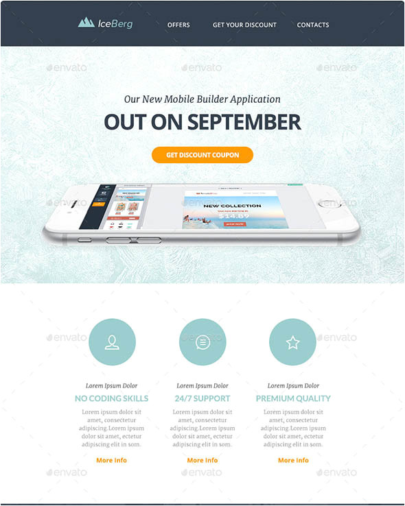 19 cool email newsletter design templates