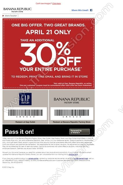 email design coupon offers