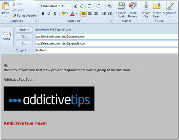 create use email templates in outlook 2010
