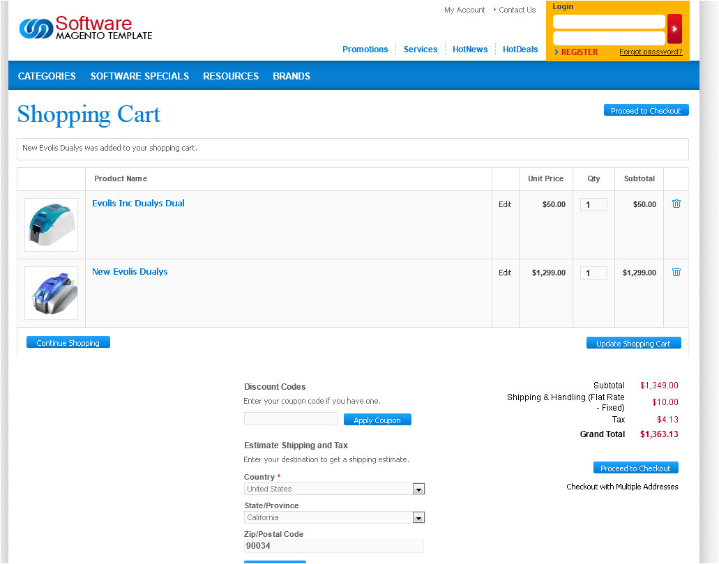 customize magento 2 shopping cart page to reduce abadonment