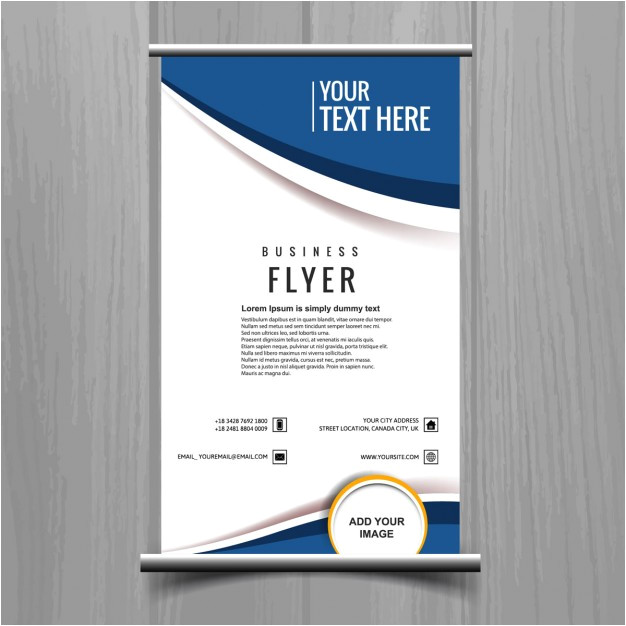 business flyer template 956204