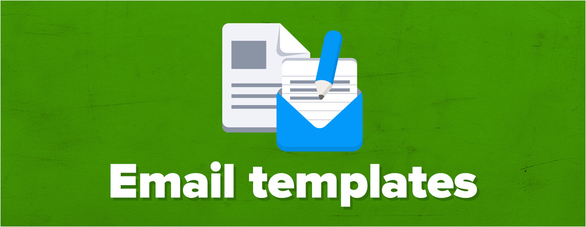customer service email templates for business