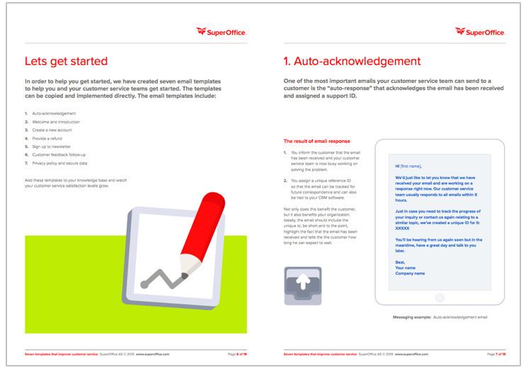 Customer Service Email Templates Free 7 Award Winning Customer Service Email Templates Free