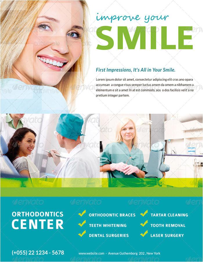 15 premium medical flyer templates