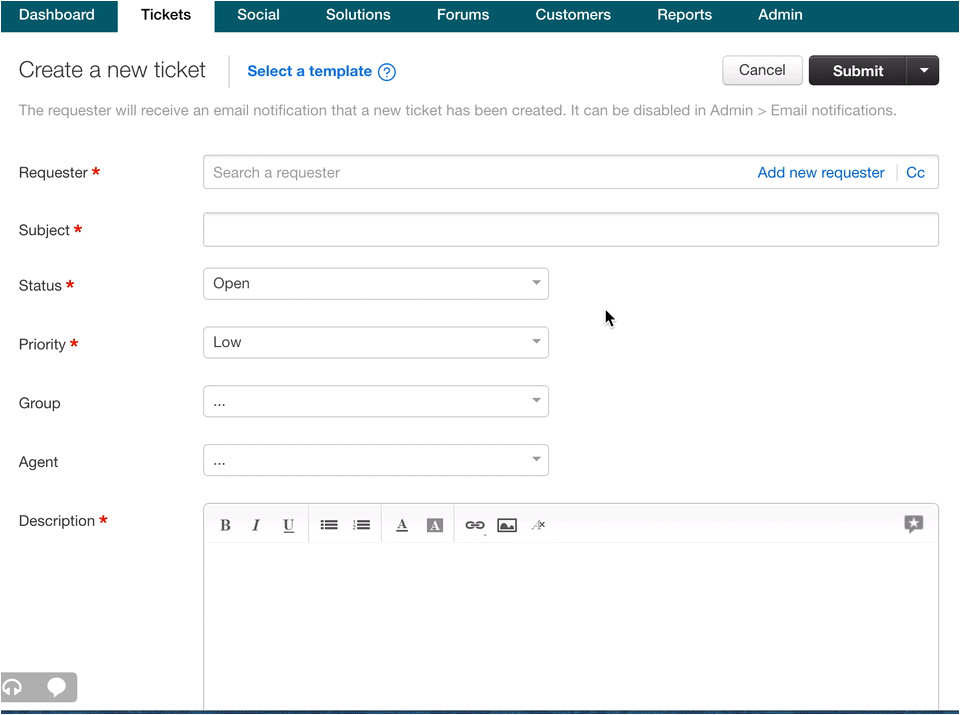 220141 creating and using ticket templates