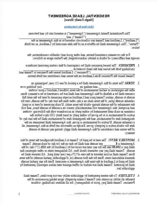dom sub contract sample