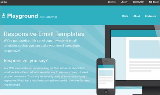 100 free responsive html e mail e newsletter templates