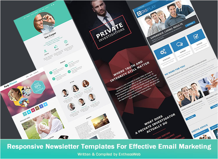 responsive newsletter templates