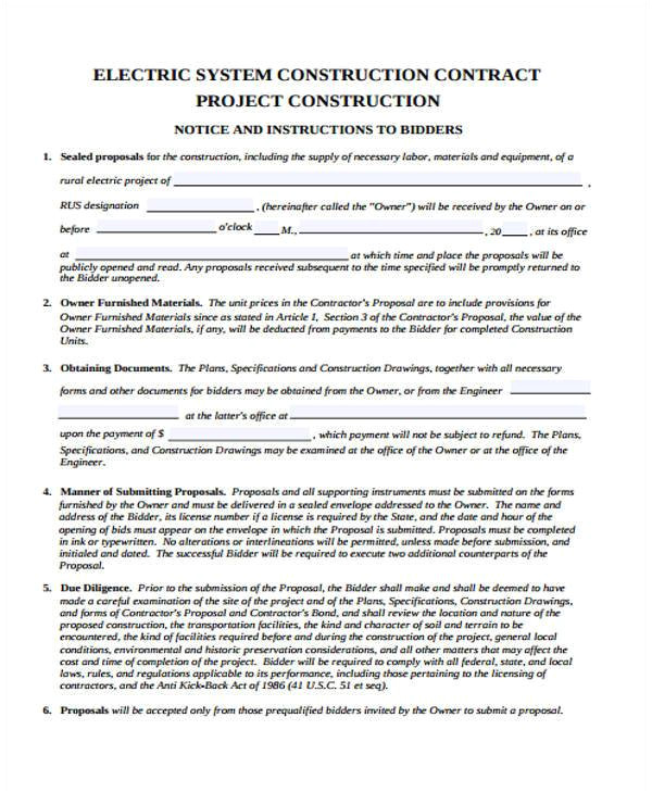 proposal form template