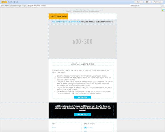 Eloqua Email Template Tutorial Dreamweaver Responsive Template Tutorial Templates