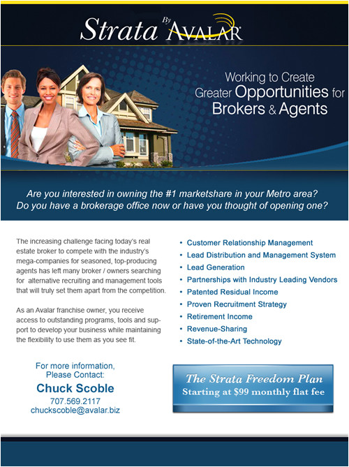 real estate email flyers example campaigns category custom