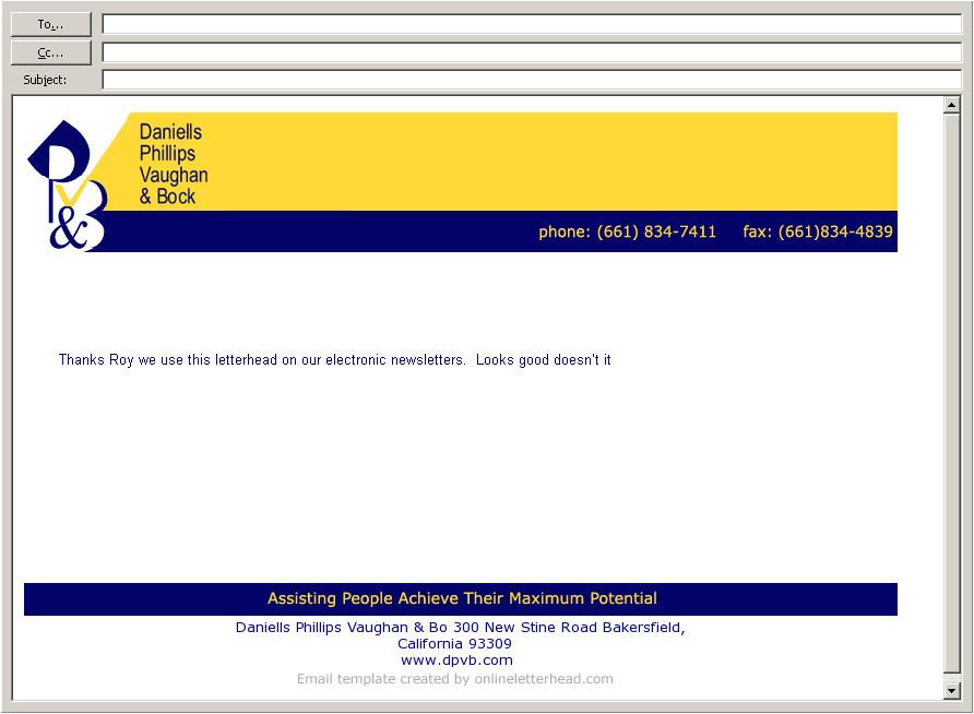 Email Letterhead Templates Email Letterhead Templates Free Printable Letterhead