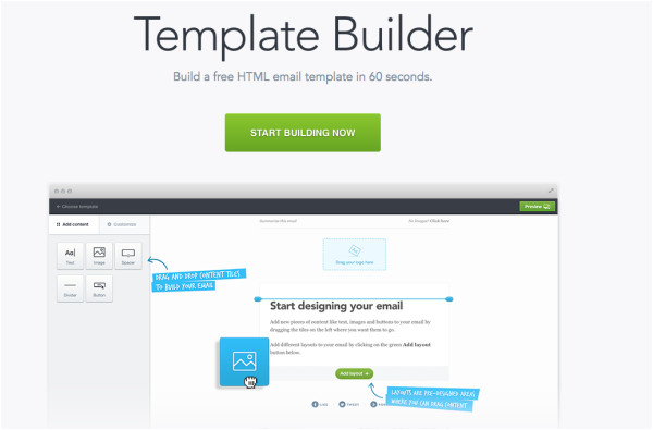 5 free responsive email templates 01138672