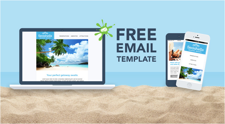 free responsive email template part 2