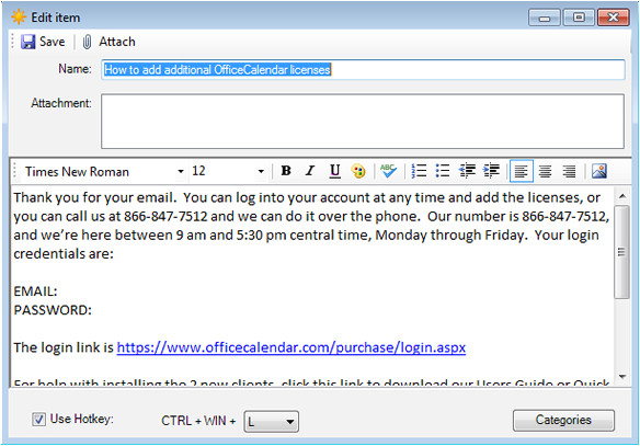 download auto attach file to email outlook free