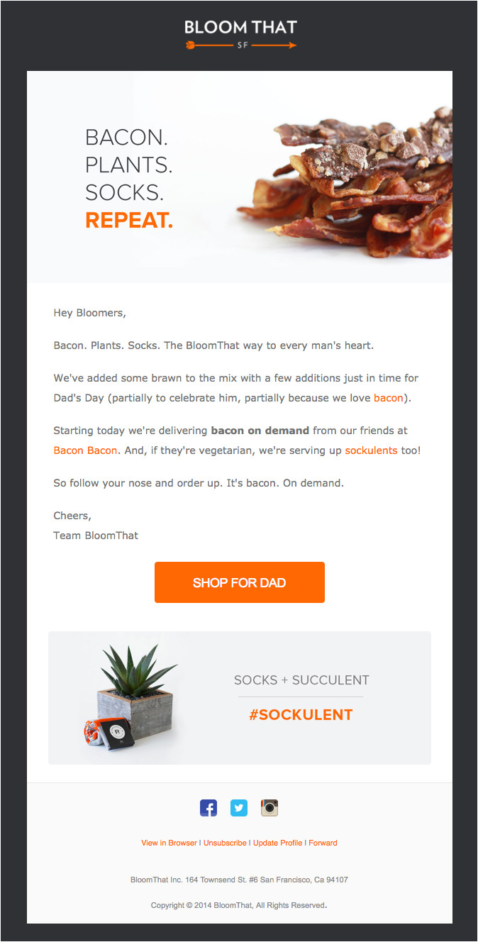 guide email design