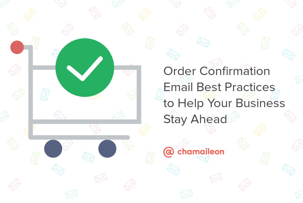 order confirmation email best practices