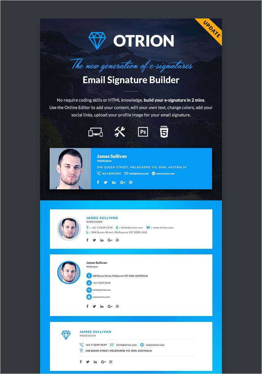 professional email signature templates cms 28139