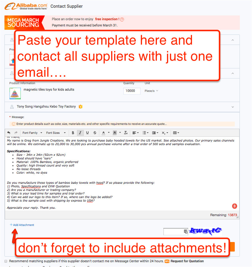 evaluate alibaba suppliers