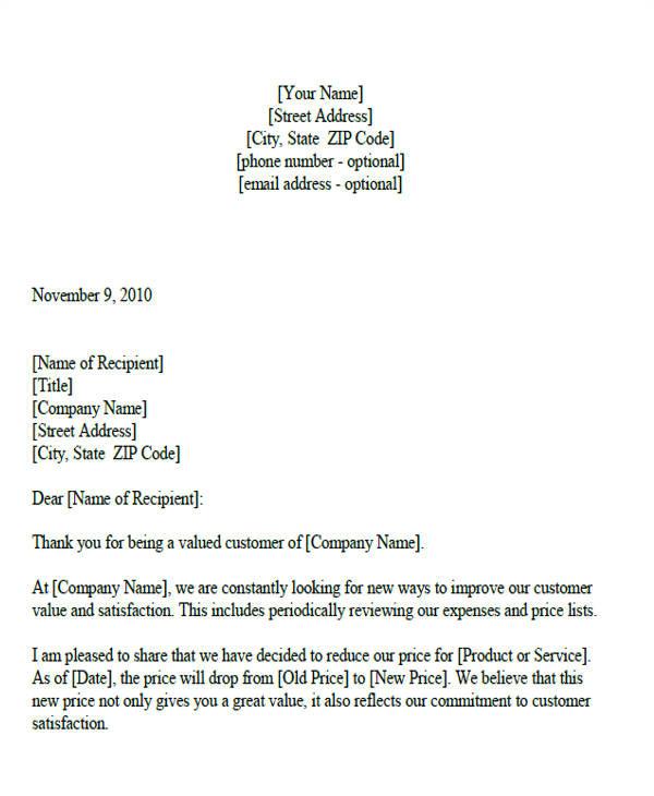 quotation letters