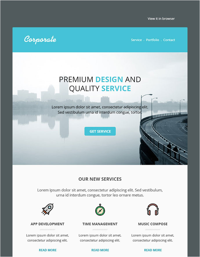 25 best responsive email templates