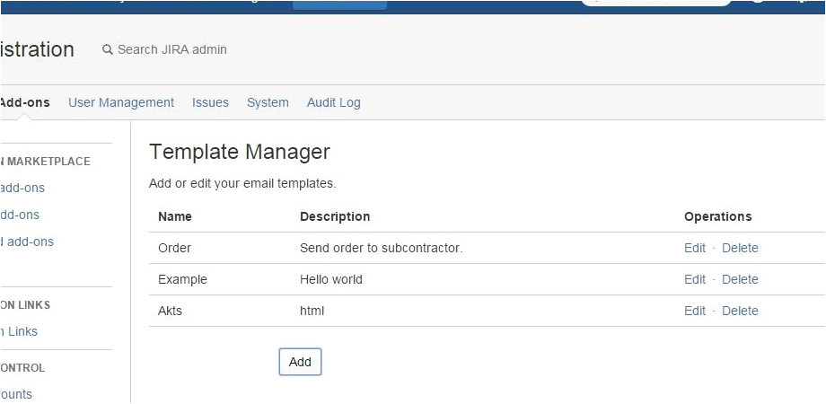 Email Template Marketplace Email Pf atlassian Marketplace