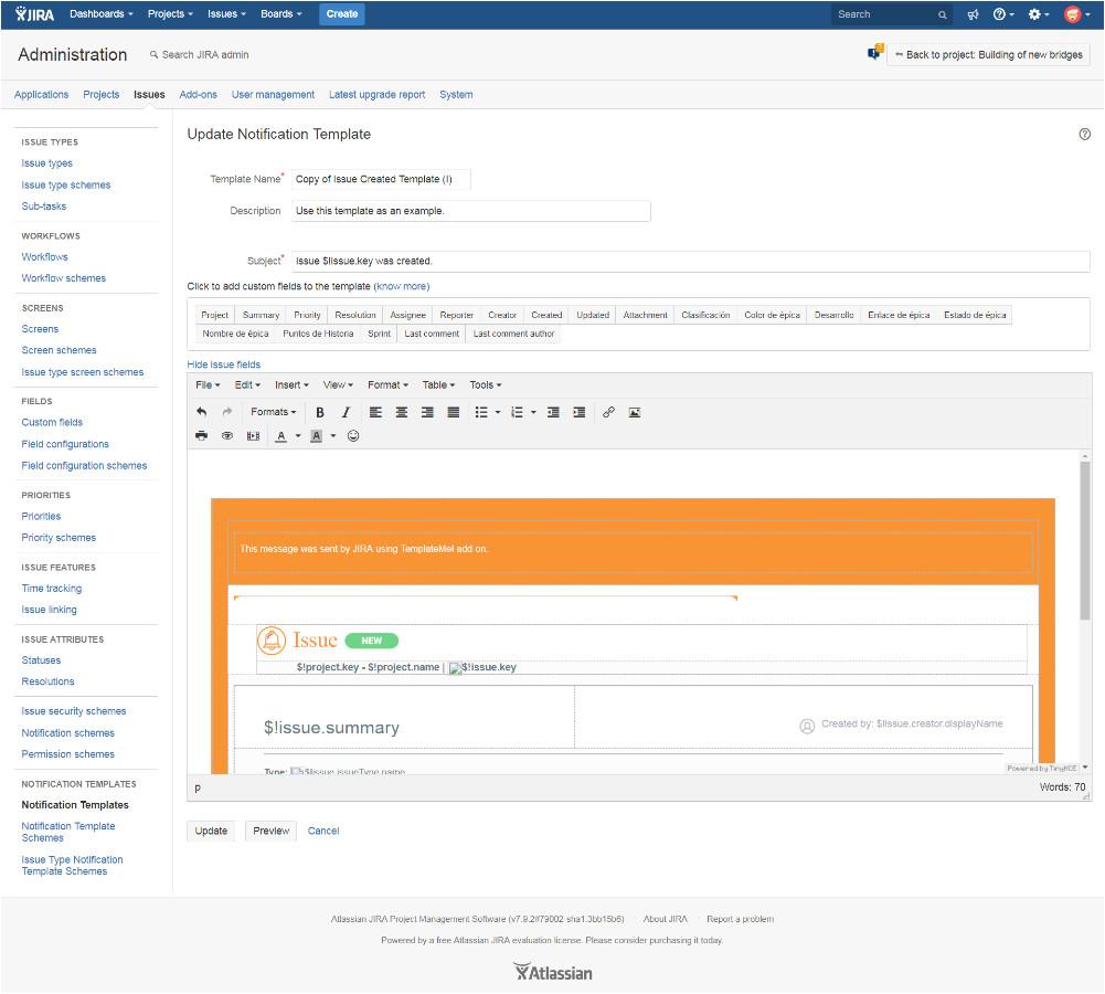 templateme customize email templates