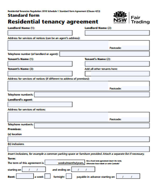 Employment Contract Template Nsw 35 Agreement Templates Free Premium Templates