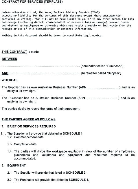 Escort Agency Contract Template Pin by Joko On Agreement Template