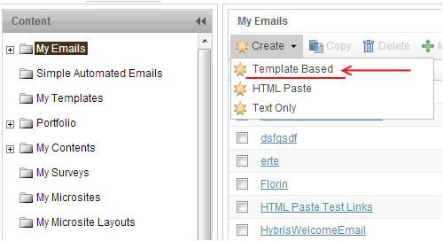 Exacttarget Email Templates How to Prefill form Fields In Exacttarget
