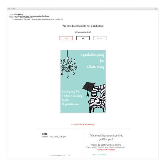 fancy graduation invitation templates
