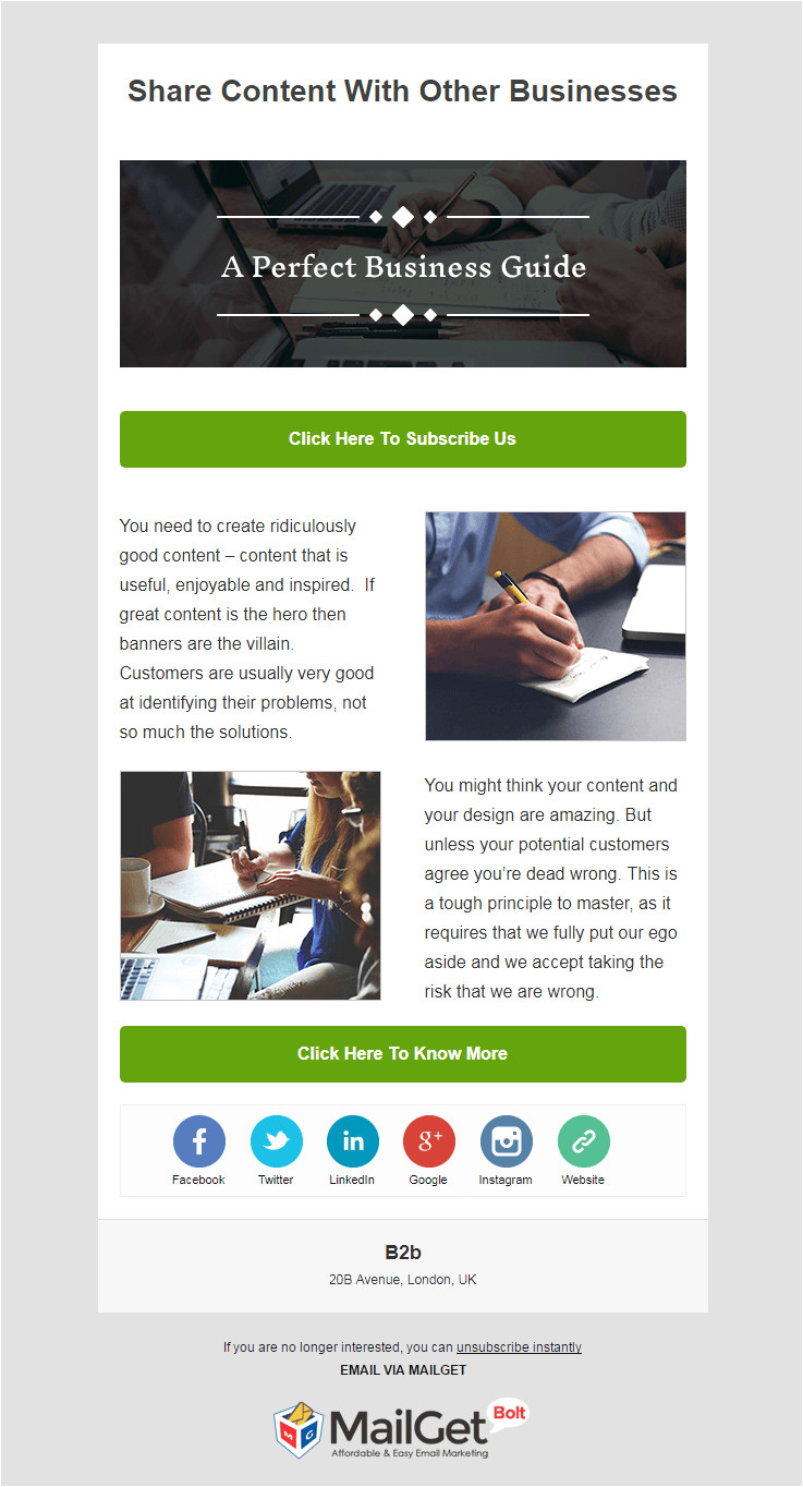 best financial advisors email templates
