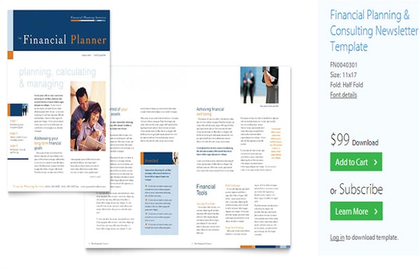 100 best newsletter templates