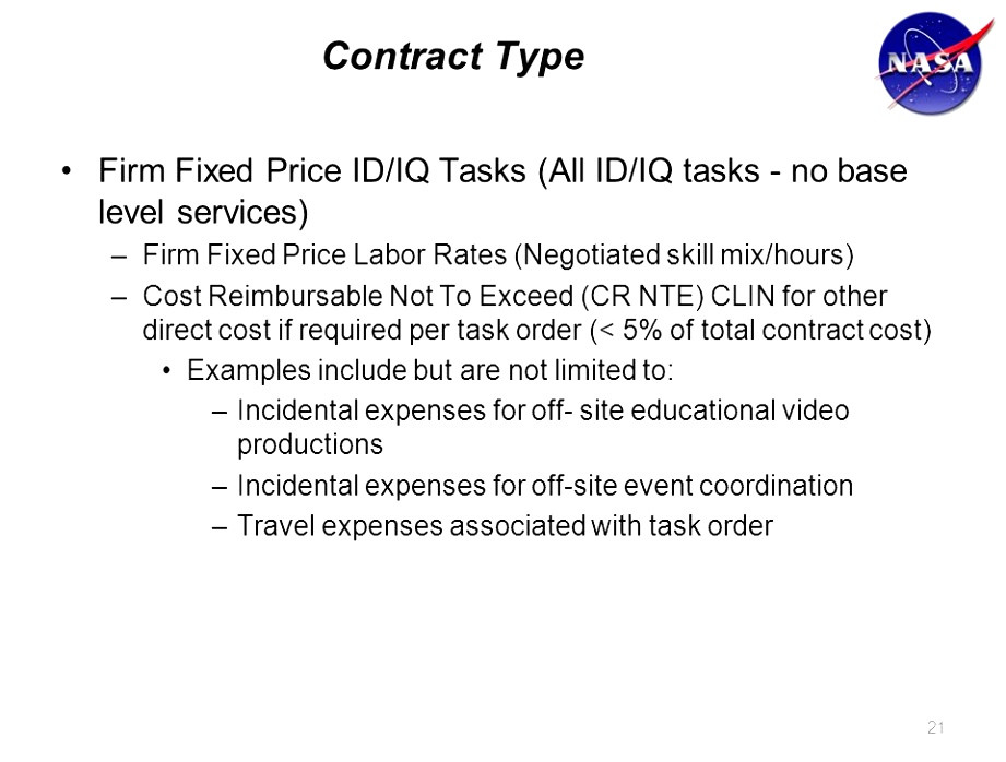 firm fixed price contract template