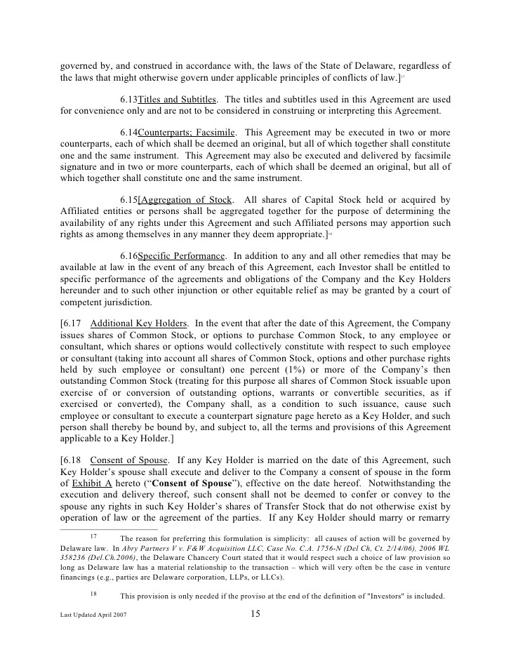 right of first refusal and cosale agreement