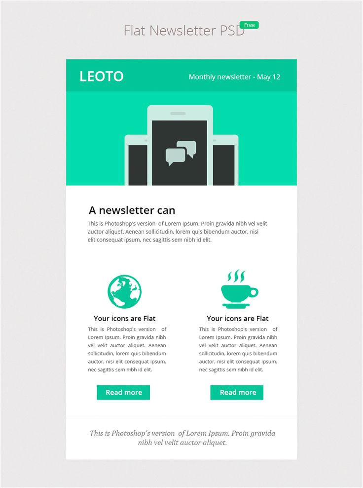 email design trends 2014